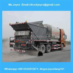 8 M3 Bitumen Tanker Synchronous Chip Sealer,Synchronous Chip Spreader