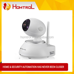 IP camera with PIR,Smoke,Door sensors all in one system for home Security , Alarm , Automation,Smart home