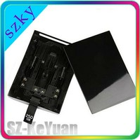 AAA+ Quality for XBOX 360 Slim Video Game Hard Drive Case