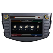 touch screen car dvd player for Toyota RAV4 2012,car radio dvd gps navigation system