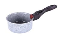New arrival Aluminium Detachable Handle deep ceramic fry pan