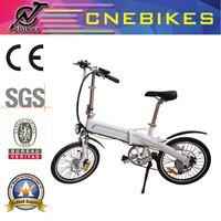Yes Foldable and 31 - 60 km Range per Power electric bicycle
