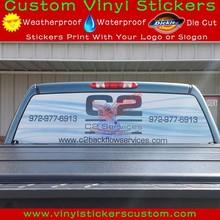 car wind shield window stickers decals