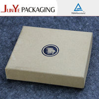 Merchandising display card box for tea wholesale