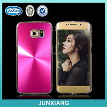 Alibaba China Laser engraving cell phone case Cover For Samsung Galaxy S6