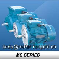 MS Series 8 poles b5 motors