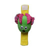 Baby Plush Confort Toy Kaifulan new style bell inside watch style
