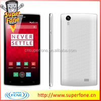 2015 newest 5.5 inch largest touch screen android 4.2 mobile phones A3 MTK6571 smartphone support GPS for sale
