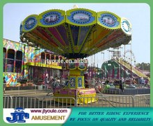 Jintai parque de atracciones carrusel musical caballo