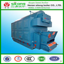 coal fired steam boiler &Coal power plant made in China used for India