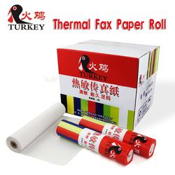 257x50mmx30m thermal fax paper roll
