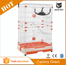 On Sale Cat Cage Steel Pet Cage Colorful Cat Carrier For Cat