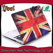 2013 Hot Sale Custom Laptop Shell,waterproof Case for macbook Pro 13