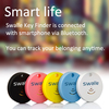 Wireless bluetooth 4.0 Anti lost alarm Tracker key finder GPS Locator for pets kids for iPhone 4 5 6 plus Samsung Android