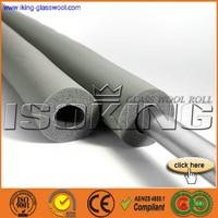 NBR PVC Rubber Foam Pipe Insulation Tube