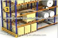 Industrial prefabricated heavy equipment for warehouse storage logistics equipments