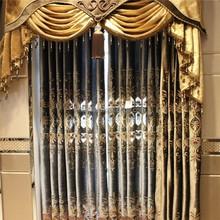 2015 lastest design curtain ,luxurious curtain ,embroidered curtain16