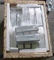 Indium lingot