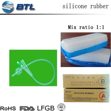 Manufacturer of medical grade mould making liquid silicone for over 10 years