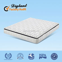 royal compressed cheap bed sponge single bed mattress
