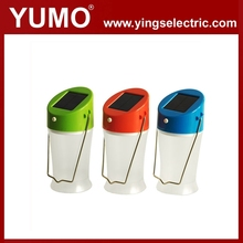 YUMO Solar Panel SF-1 solar charger solar light solar lighting with CE