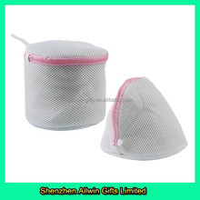 Packing Bra Underwear Zipper Mesh Laundry Wash Bag