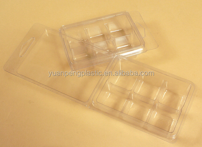 Clamshell Packaging For Candles Customized Candle Clamshell