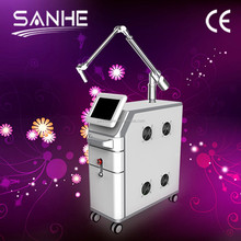 2015 new big spot size portable professional tattoo 532nm active nd yag laser 1064nm pigment removal laser tattoo removal
