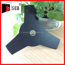 high quality 65Mn body 3 stroke blade for grass cutter