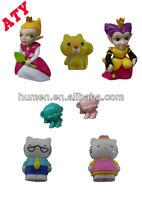 old fashioned plastic mini baby dolls