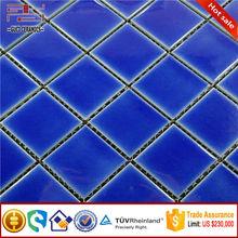 Trade Assurance Guangzhou Canton Fair Foshan ceramic swimming pool tile for sale