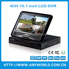 2015 professional home security rohs 4ch p2p 3g h.264 4ch mobile dvr