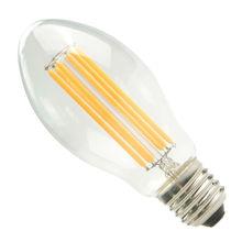 POSCN LED E27 Filament Candle Light Bulb Clear Glass Warm White C55 DP3002-0012