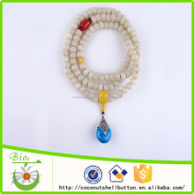 wall bodhi seed beads rosary Indian Buddhism Hindu bulk rosaries luminous rosaries jewelry from gongguan manufacturer