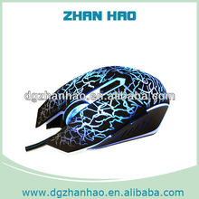 Made In China promotional low price usb wired 6D gaming mouse
