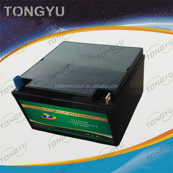 Traffic LED Display LiFePO4 12V 30Ah Battery For Traffic LED Lights, Display LFP Batteries
