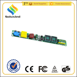 tube light led driver 24-28w constant current