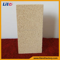 Low Density High Alumina Insulating Fire Brick