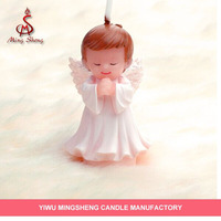 For birthday angel paraffin wax baby candles