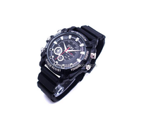 1080p waterproof watch camera w1000 night vision recording ,voice recorder/detecter motion