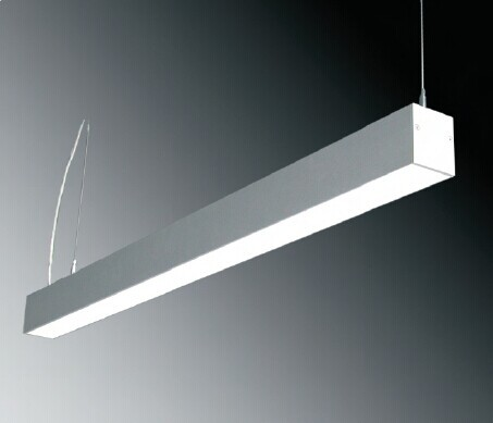 Aluminum Extrusion Led Tube Linear Lighting Fixture For ...