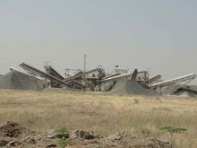 stone crushing production line for sale