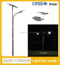 alibaba trade assurance IP65 usa original CREE solar led street light 70W