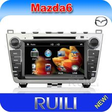 stereo car audio for Mazda 6 with gps CAN-BUS Hot Selling