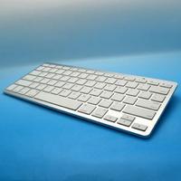 Ultra-Slim 78 keys Mini BROADCOM Wireless bluetooth keyboard
