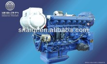 Weichai Landking WP12 Series Marine Engine for Fishing Boat/Ships/Yacht