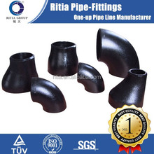 black iron pipe butt welded fittings weight
