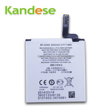 2000mAh Capacity Internal Battery Li-ion Battery Phone For Nokia BP-4GWA Lumia 625 Lumia 720 Lumia 720T