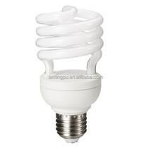Half spiral 25W T2 Compact fluorescent lamp