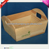 New Design Wooden Tray For Picture Spa/Wooden File Tray/Wooden Bread Tray Wholesale